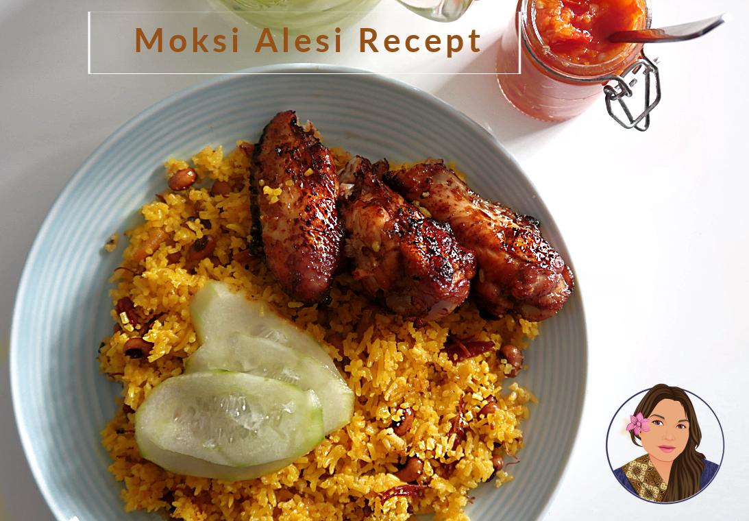 Moksi Alesi Recept met Zoutvlees
