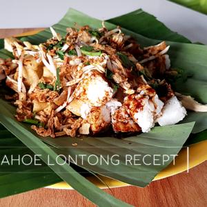 Tahoe Lontong Recept