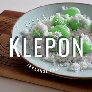 Javaanse Klepon Recept