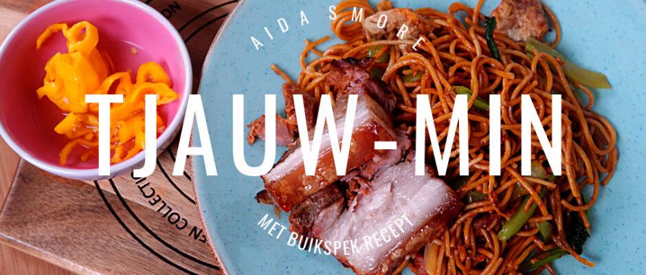 Chinese Tjauw-Min Bami Recept