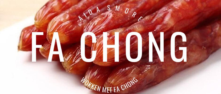 Wokken met Fa Chong Worst