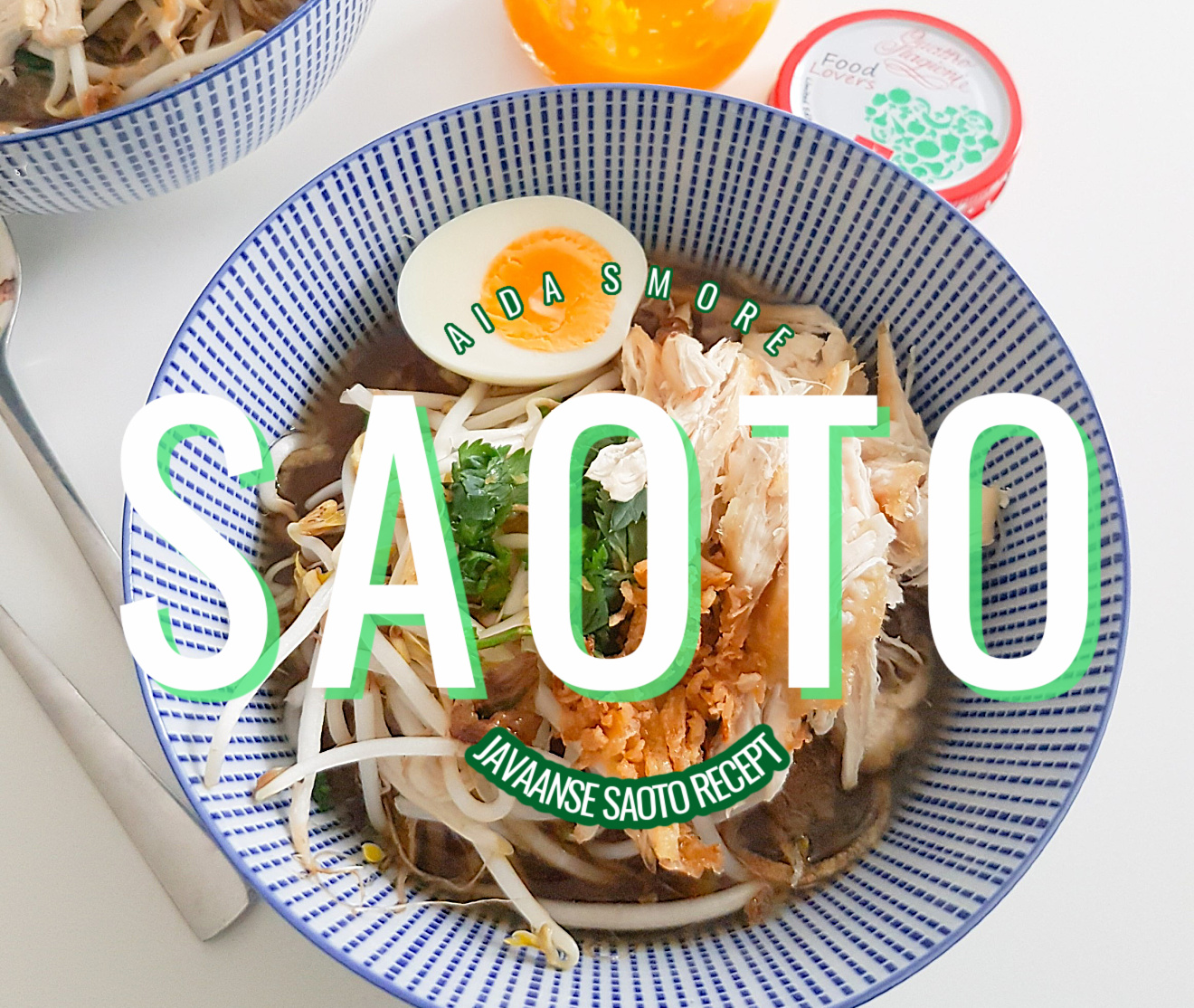 Javaanse Saoto Recept (AidaSmore)