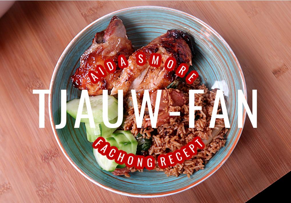 Tjauw-Fan recept met Fa chong